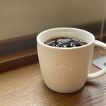 スターバックス コーヒー - [ワンモア]ドリップコーヒー(ICE│Tall)@税込110円:ケニア