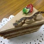 ジロー - 定番チョコレートケーキ 高さありますよ~~