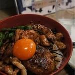 15335612 - 焼き鳥丼