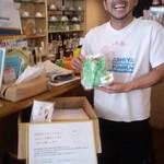 パカットカフェ - オーナーのお人柄が、お店の雰囲気にあらわれ、まったりのんびりできます。東日本大震災の支援もなされておられます。まけないぞう♪