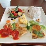 Cafe やぶさち - 料理写真: