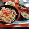 レストラン あんのん - 料理写真:能登牛丼