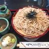 Oonoya - 料理写真:ざるそば:750円