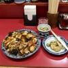 上海家庭料理 大吉 - 料理写真:中華丼ご飯少なめ930円