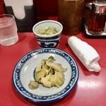 上海家庭料理 大吉 - 中華丼ご飯少なめ930円