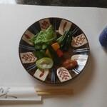 味 らく田 - 料理写真: