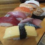 とも寿司 - ランチのお得寿司¥500