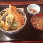 ききょう屋 - 天丼