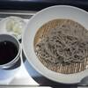 ワラビ - 料理写真:冷たい蕎麦