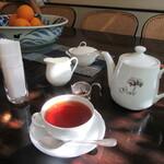 Tea&Cake Grace - 「ブレンドティ」一式