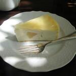 Tea&Cake Grace - 「もものムース」