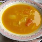 ジャマイカーナ - スープ