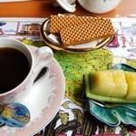 ジャマイカーナ - ブルーマウンテンコーヒー