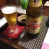 九兵衛旅館 - ドリンク写真:瓶ビール