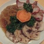 Choujouhanten - 三種冷菜