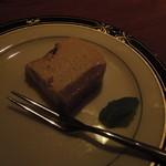Bar sarto - チーズケーキ