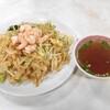 シンガポール食堂 - 料理写真:皿オッチャホイ・えびトッピング(大盛り)