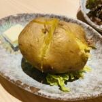 海鮮処 函館山 - じゃがバター