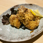海鮮処 函館山 - 鶏ザンギ