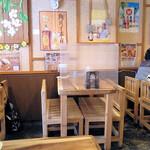 サバイディー タイ&ラオス料理 - 店内の様子