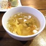 サバイディー タイ&ラオス料理 - スープ