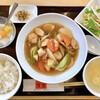 中国料理 茂住 - 料理写真:日替りランチ