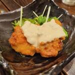 鶏料理 鉄板焼 かしわ - チキン南蛮