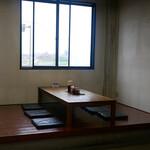 本格手打うどん はゆか - ☆店内は座敷席とテーブル席があります(^^)/☆
