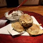 153384261 - マッシュルームの天ぷら