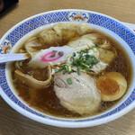 らーめん花楽 - 料理写真:期間限定 わんたん麺 780円