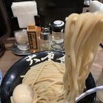 Rokurinshatoukyou - 太麺ストレート