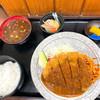 とんかつ本田 - 料理写真:ヘレとんかつ定食