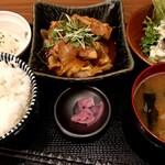 魚 野菜 酒 しゃばらむ - 日替り