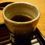 お料理 宮本 - ☆温かいお茶です☆