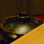 お料理 宮本 - ☆土鍋も良い感じです☆
