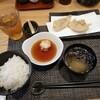 天ぷら 周平 - 料理写真:豚肉と赤魚の天ぷら
