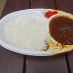 風ねこ食堂 - 料理写真:カレーライス