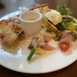 zafunatsuya - appetizer
