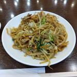 中華成喜 - 料理写真:焼きそば(成喜特製太麺)660