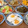 美食中華 蓮花 - 料理写真:ランチの9種類の前菜バイキング
