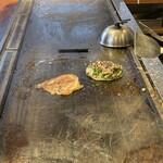 Fukutarou - 鉄板を僕の料理だけで独り占め!