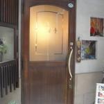 一乗寺 - お店の入り口