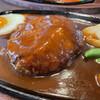 フレンズ - 料理写真:ハンバーグランチ(900円)デミグラスソース