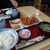 101号線ドライブイン - 料理写真:日替わりランチ 750円