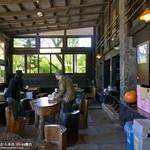 南ヶ丘牧場 ミルク茶屋 -