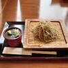 桜香の湯 - 料理写真:寒ざらしそば 1,000円(単品)