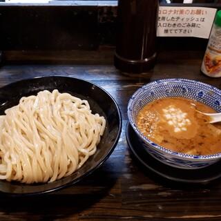 麺堂稲葉Kuki Style - 料理写真:トマ鶏つけ麺大盛り1000円
