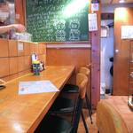 キッチン・オバサン - 店内の様子