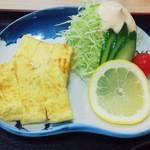 15343821 - 玉子焼き定食700円♪