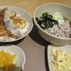 そば太田 - 料理写真:ミニ天丼セット
